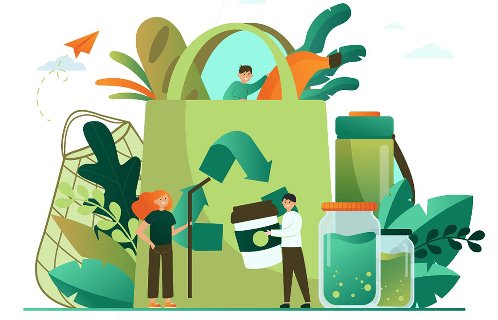 Green living, green consumption has become a global trend